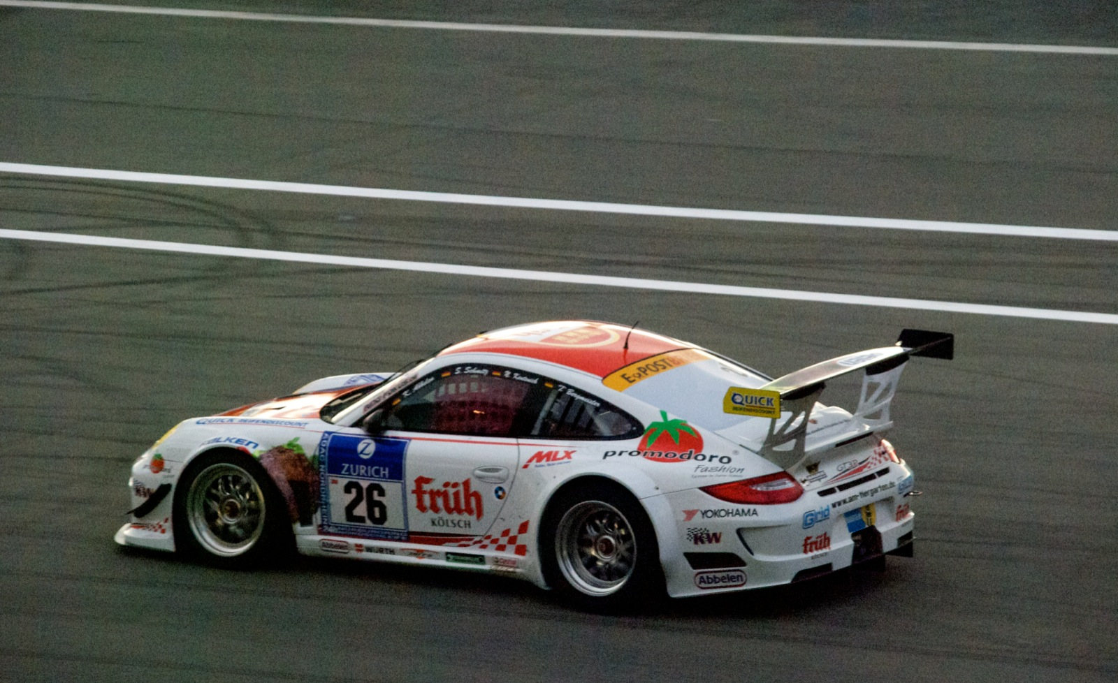 24h Nürburgring 2011 – Qualifying IV